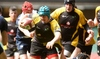 Schools kick off Road to Principality