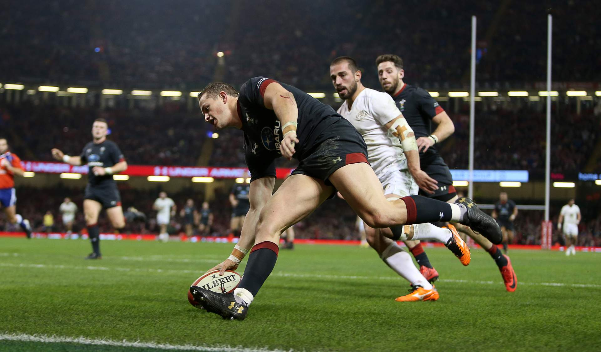 Gatland happy with Georgian experience