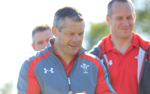Hayward rewarded with Scarlets coaching role