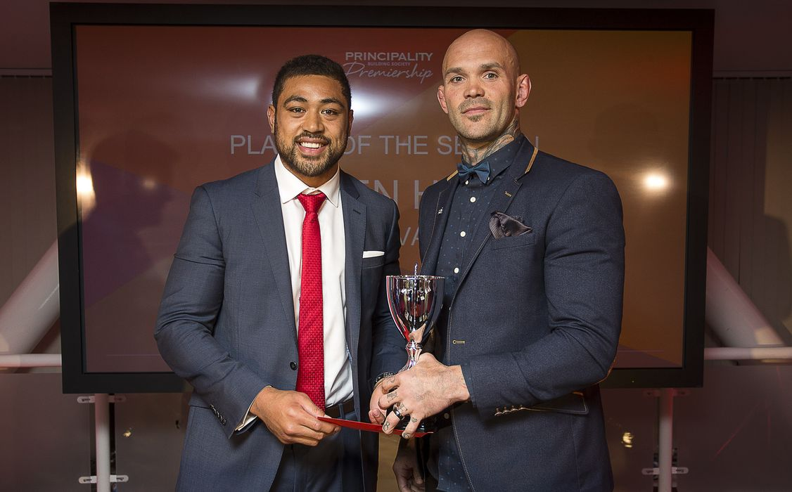 Hudd claims major Premiership award