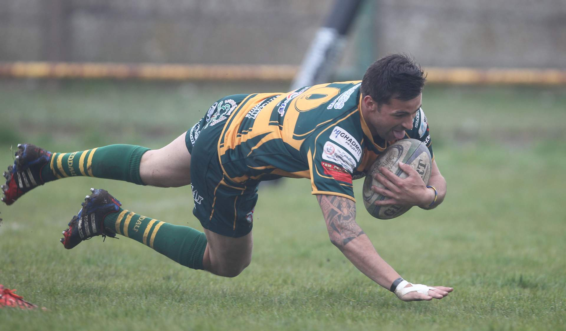 Chatham stars for Beddau - Tata stay top