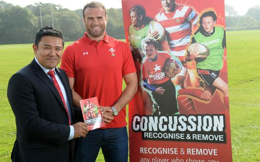 WRU launches nationwide concussion education programme