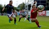 Wales battle to victory against Hong Kong