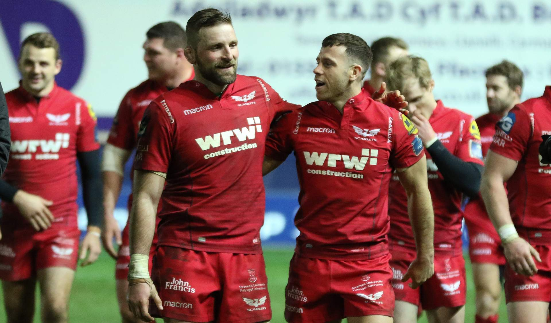 Scarlets earn home quarter-final in Champions Cup