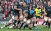 REPORT: Ospreys suffer last-gasp defeat