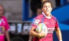 Joyce debuts for Scarlets in women's championship