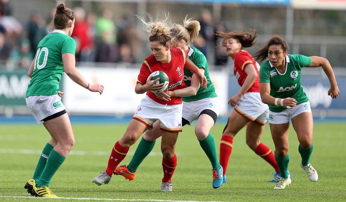 Wales Women make changes for Italy