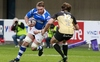 B&I CUP: Evans back in action for Dragons