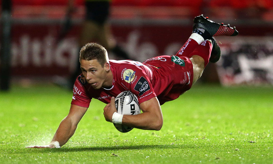 REPORT: Williams double secures Scarlets win