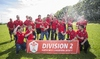 Llangefni celebrate title success