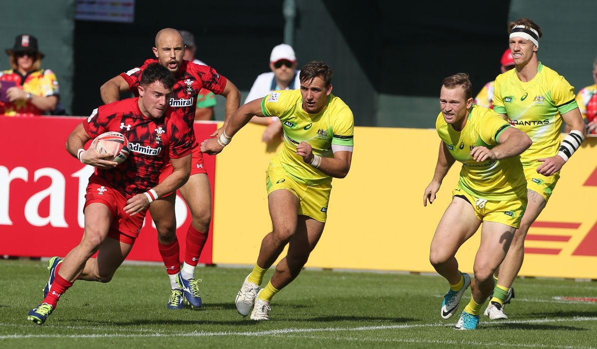 Blitzboks win Dubai Sevens tournament