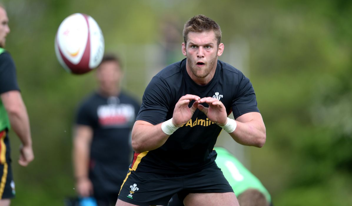 Lydiate relishing England showdown