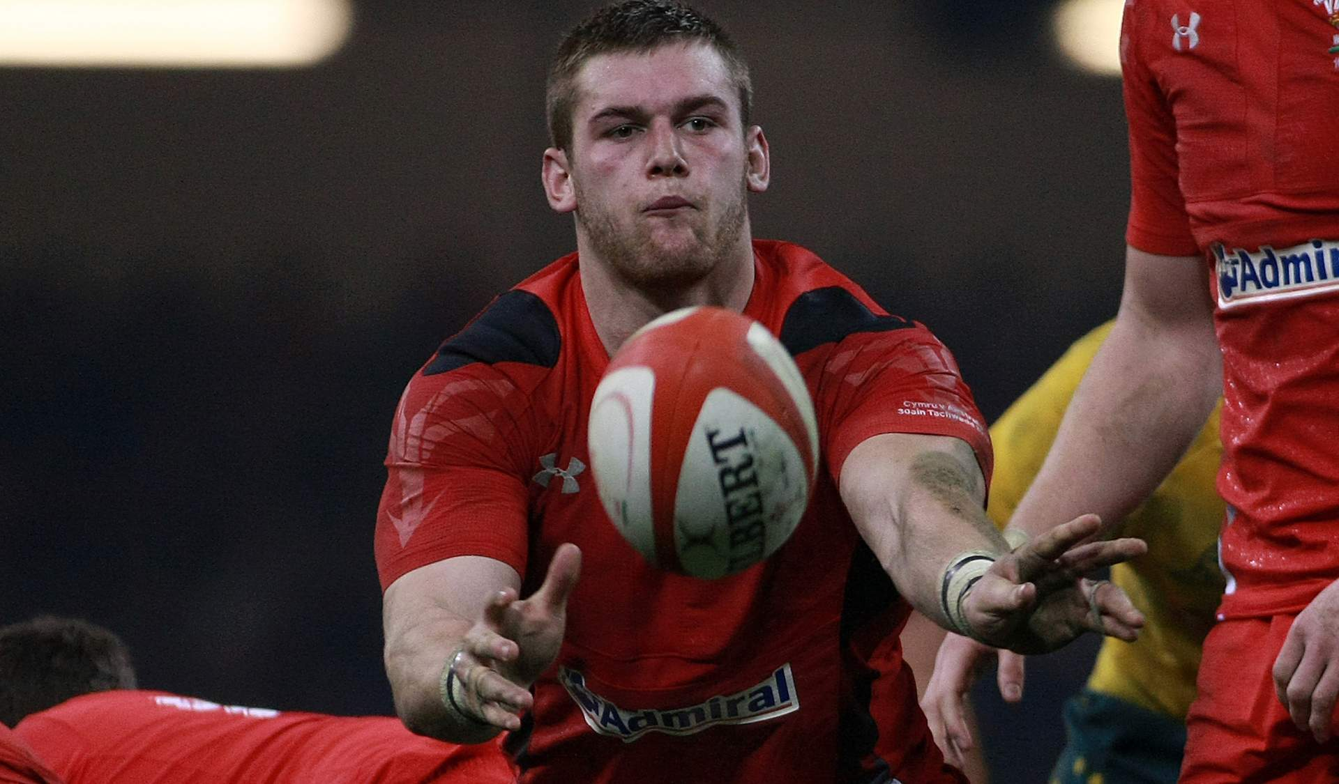 Lydiate to lead Wales against England