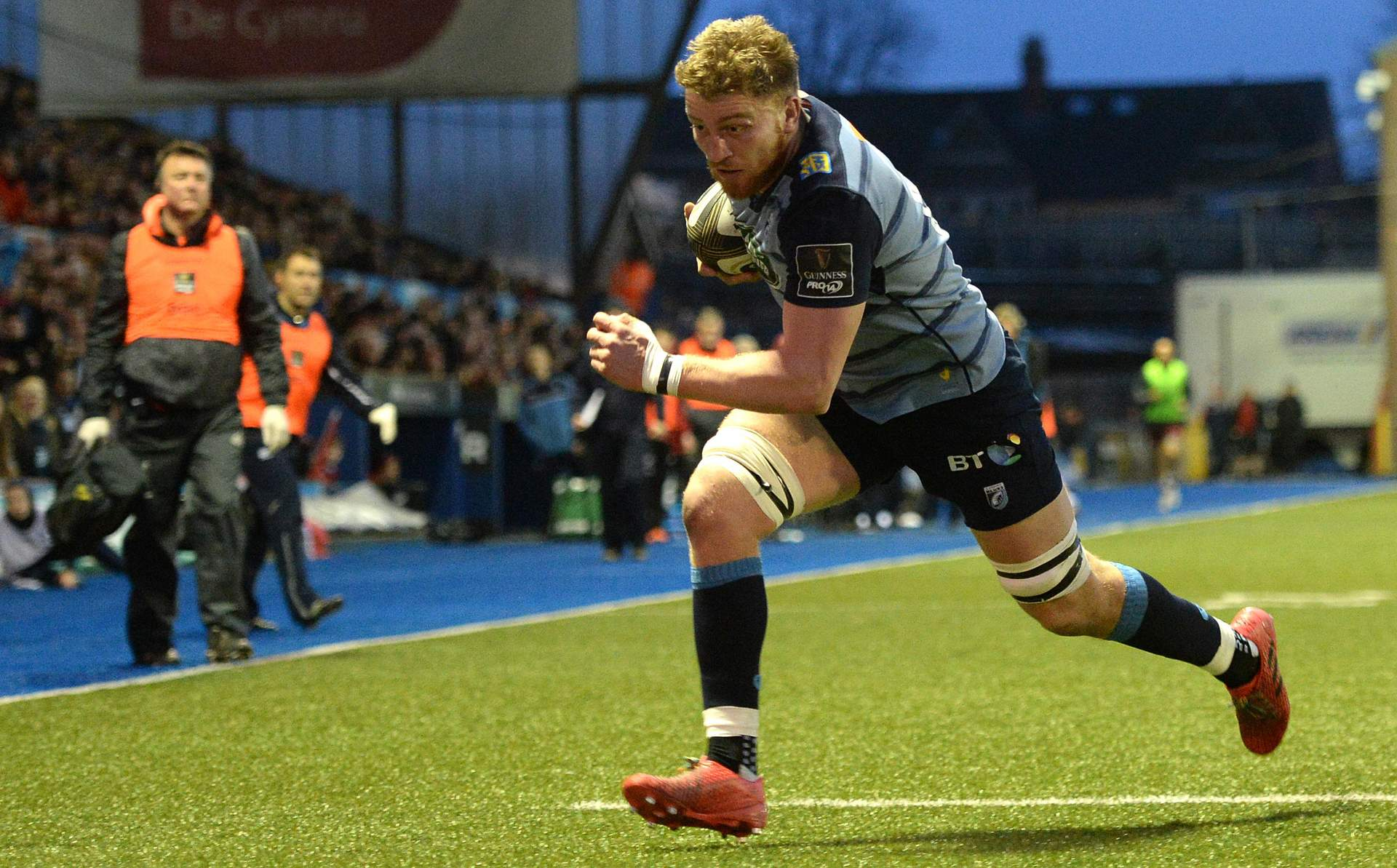 REPORT: Blues impress to claim Munster scalp