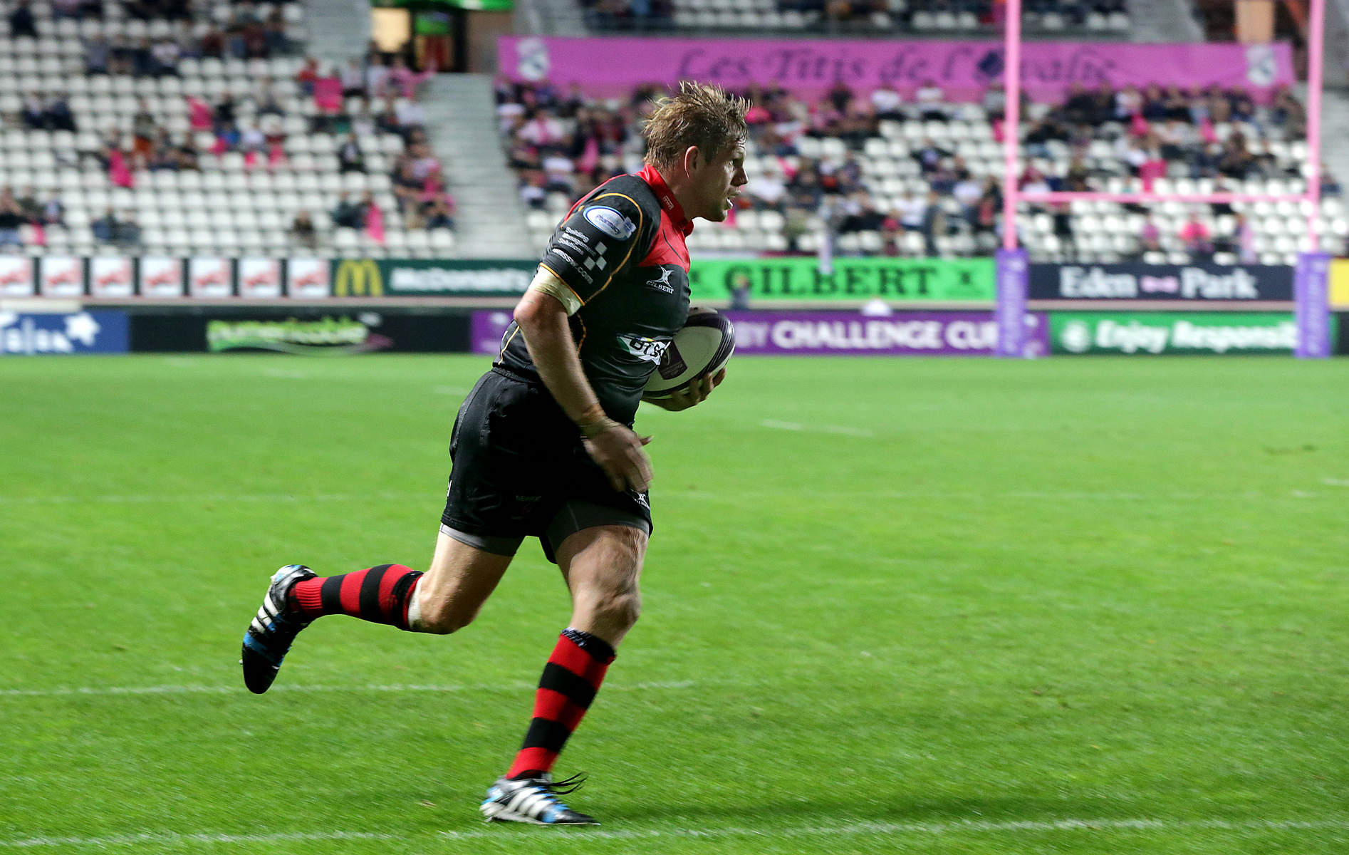 Dragons spirit can down Falcons - Byrne
