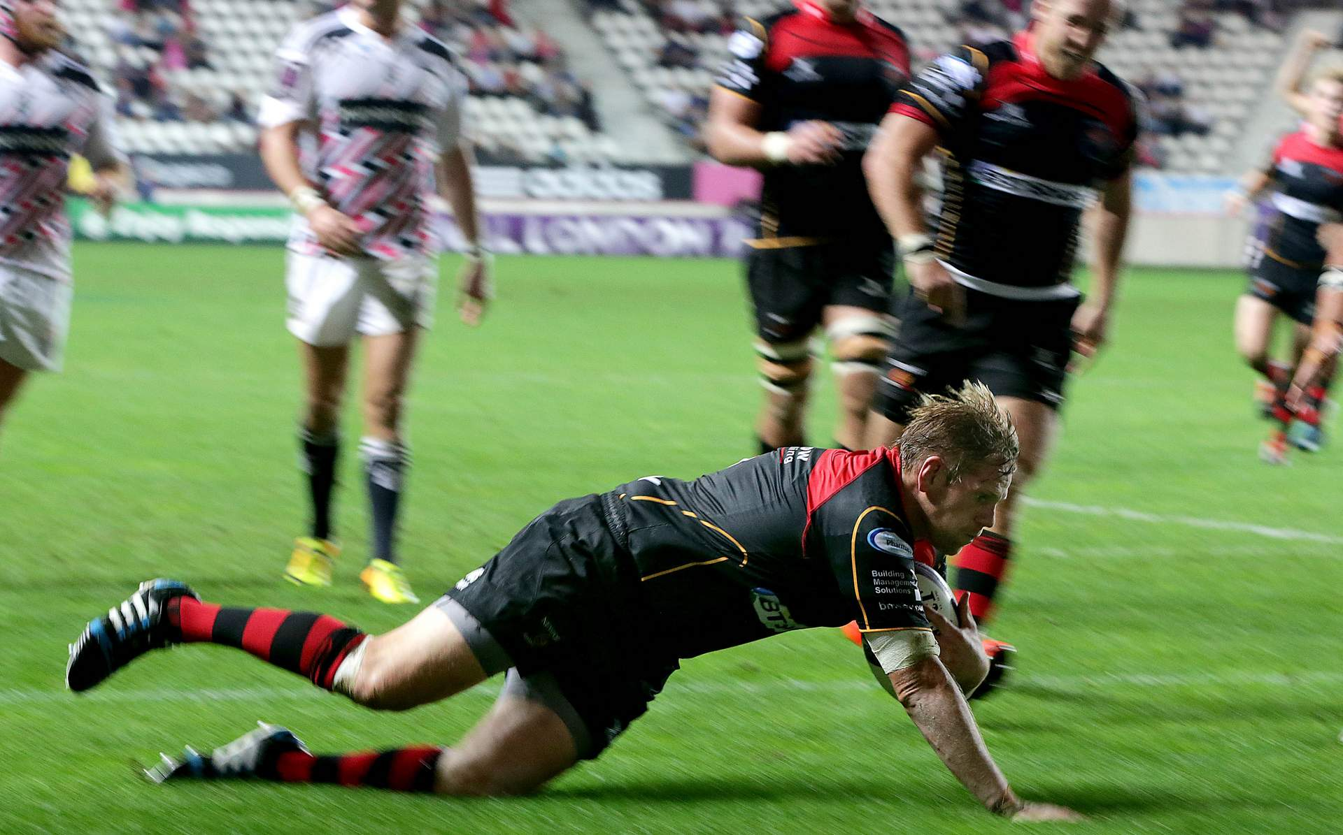 REPORT: Dragons clinch historic triumph in Paris