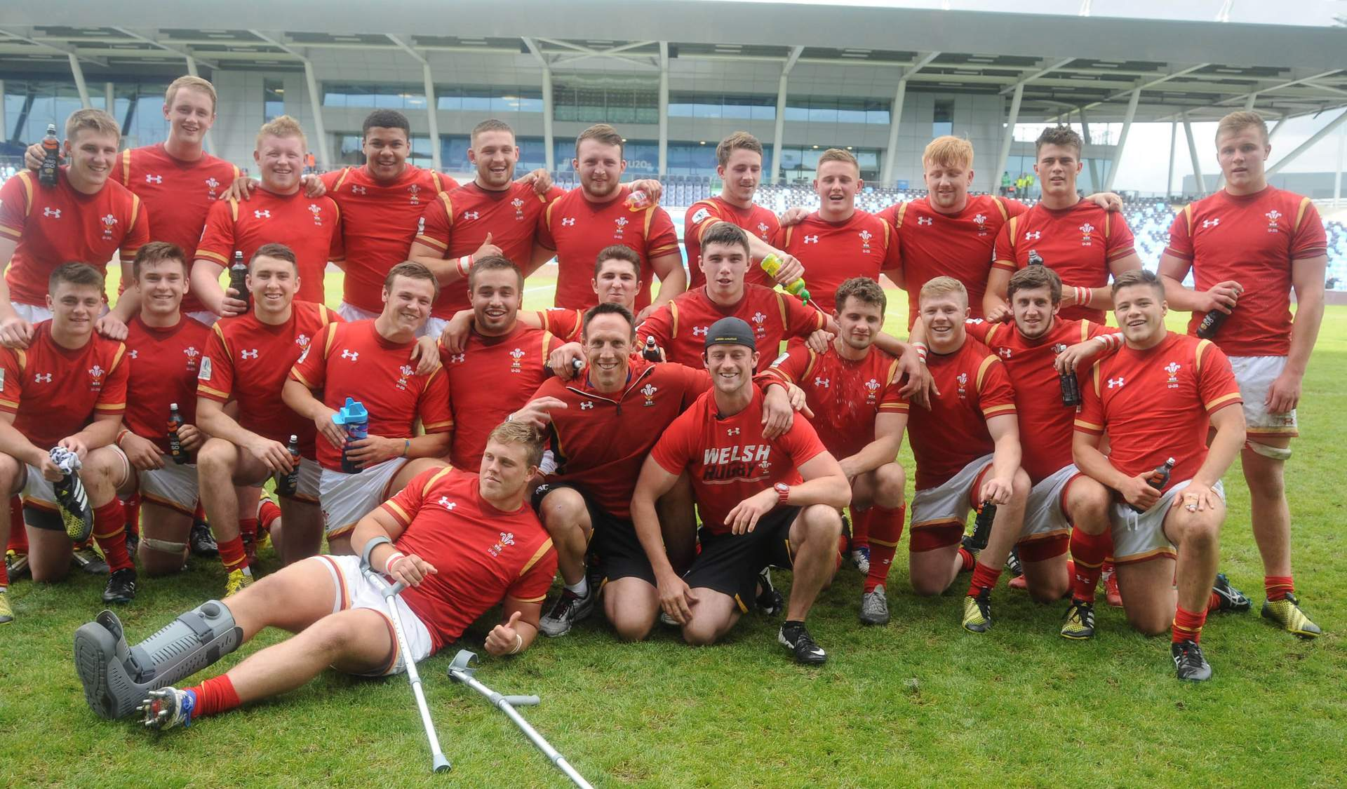 Mark Taylor reflects on time as Wales U20 team manager