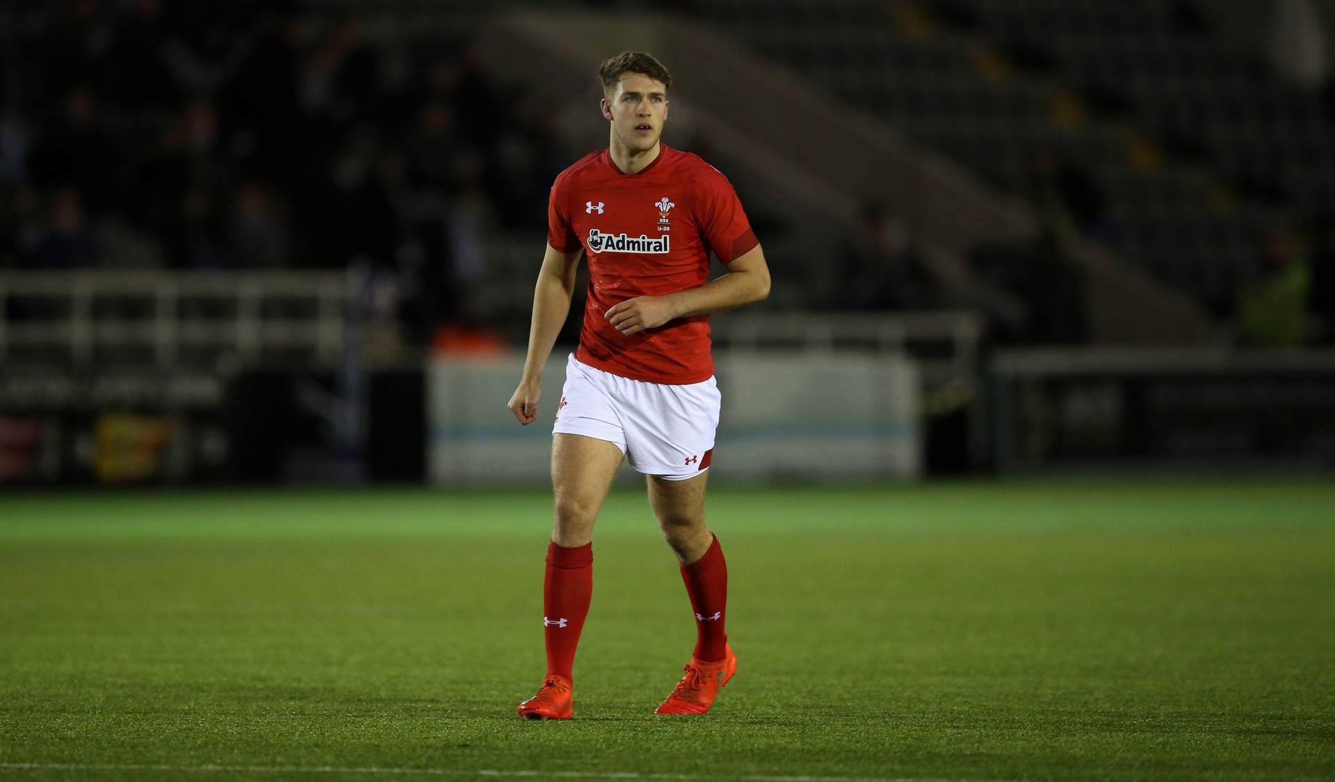 New-look Wales U20 heads to Dublin