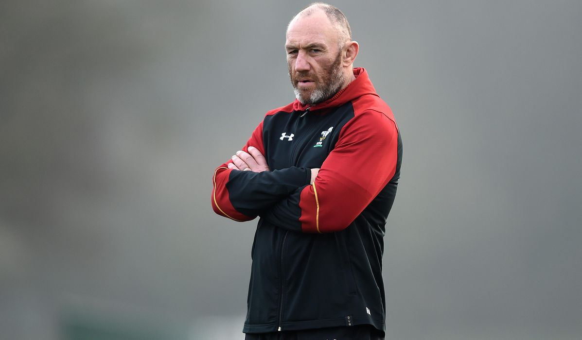 McBryde: JDV could be final trial for Wales tour