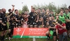 Dominant Merthyr claim League and Cup double
