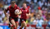 Tough first day in Vegas for Wales Sevens