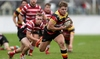 PREM REVIEW: Mighty Quins power past Merthyr