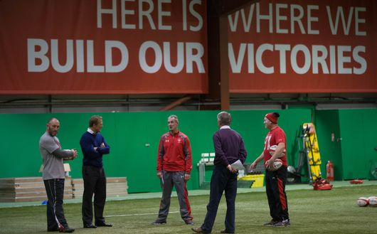 WRU to appoint international skills coaches