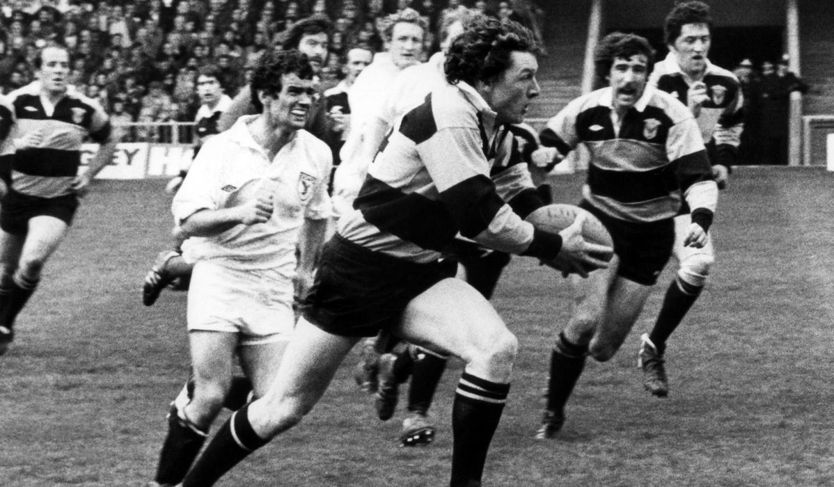 WRU National Cup kicks-off with blast from the past