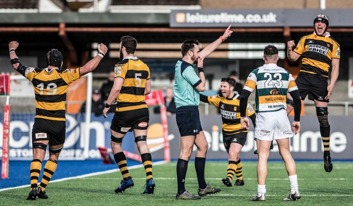 PREM REVIEW: Unbeaten Newport on the up