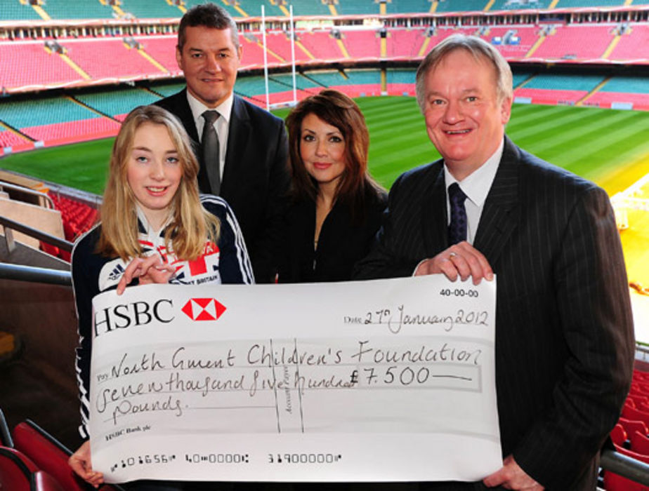 Millennium Stadium Trust reaches Four Million Milestone