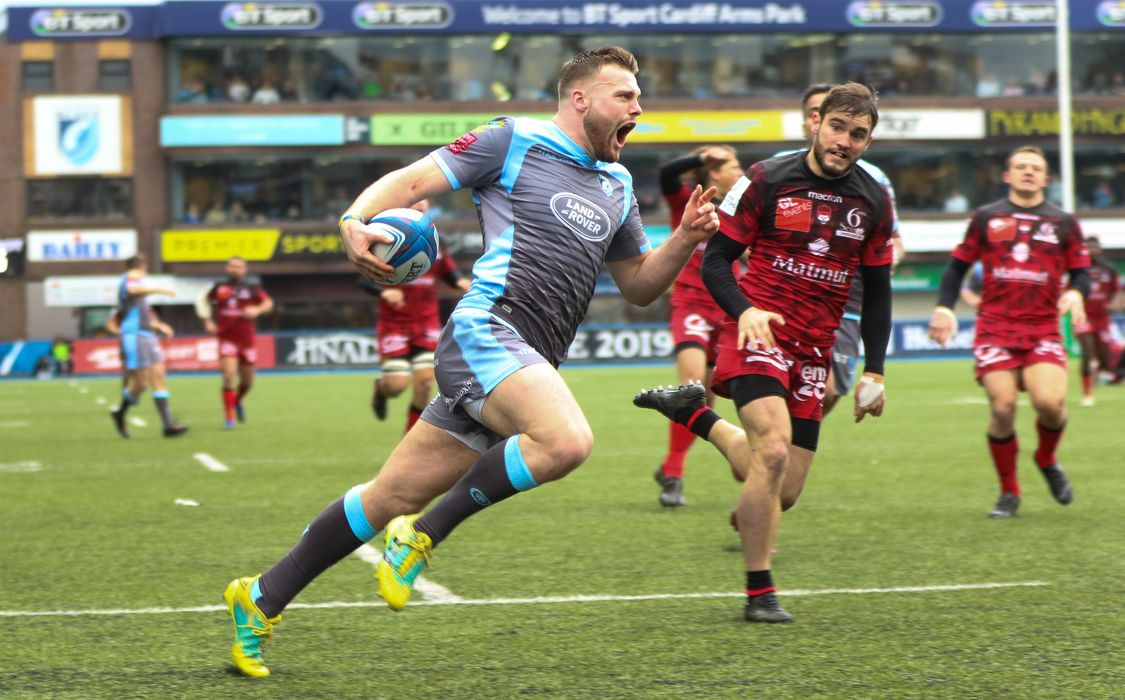REPORT: Blues end Champions Cup campaign on a high