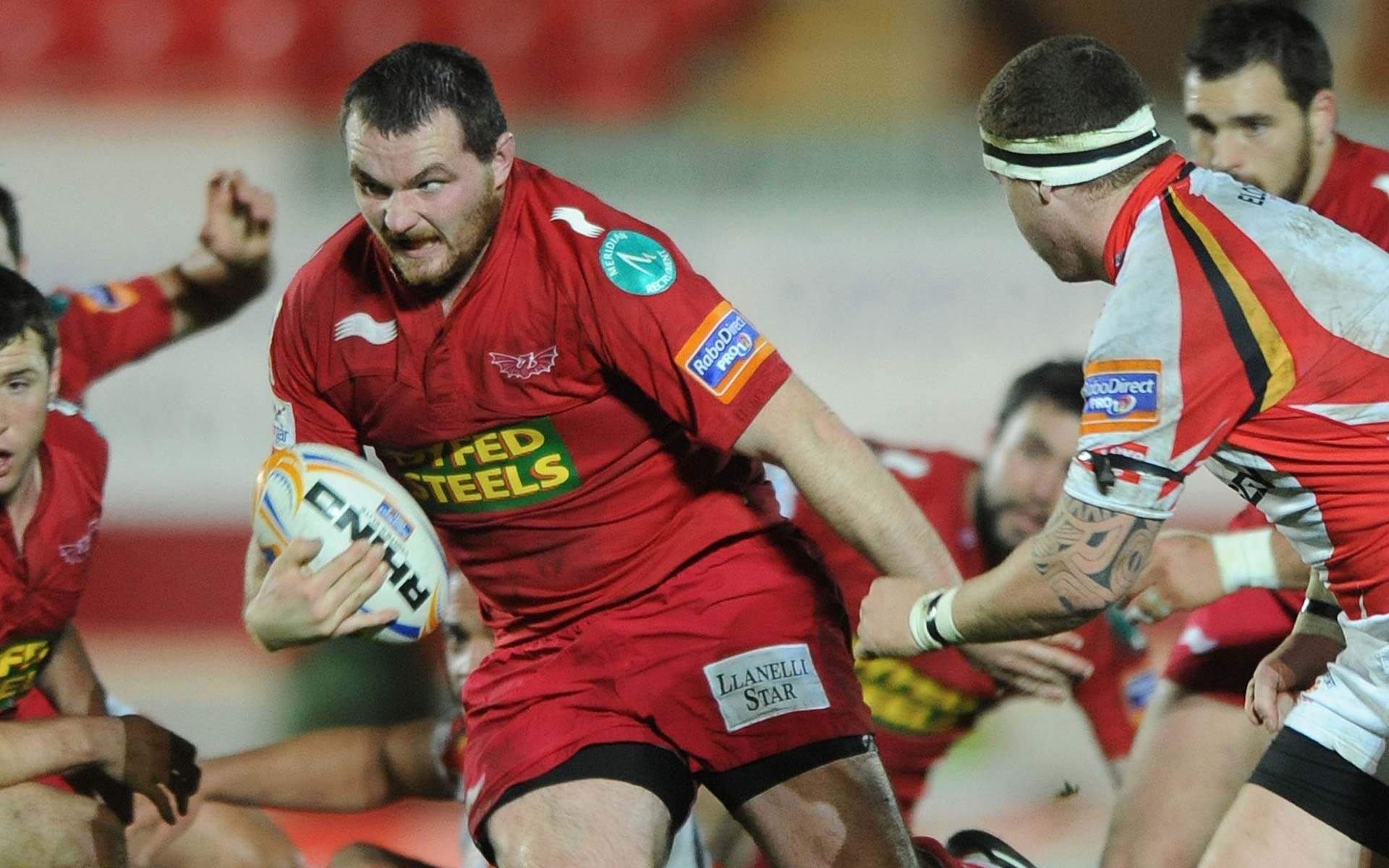 Owens wants fast start and more tries from Scarlets