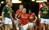 REPORT: Parkes double helps Wales edge South Africa