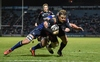 REPORT: Dragons beaten in Dublin