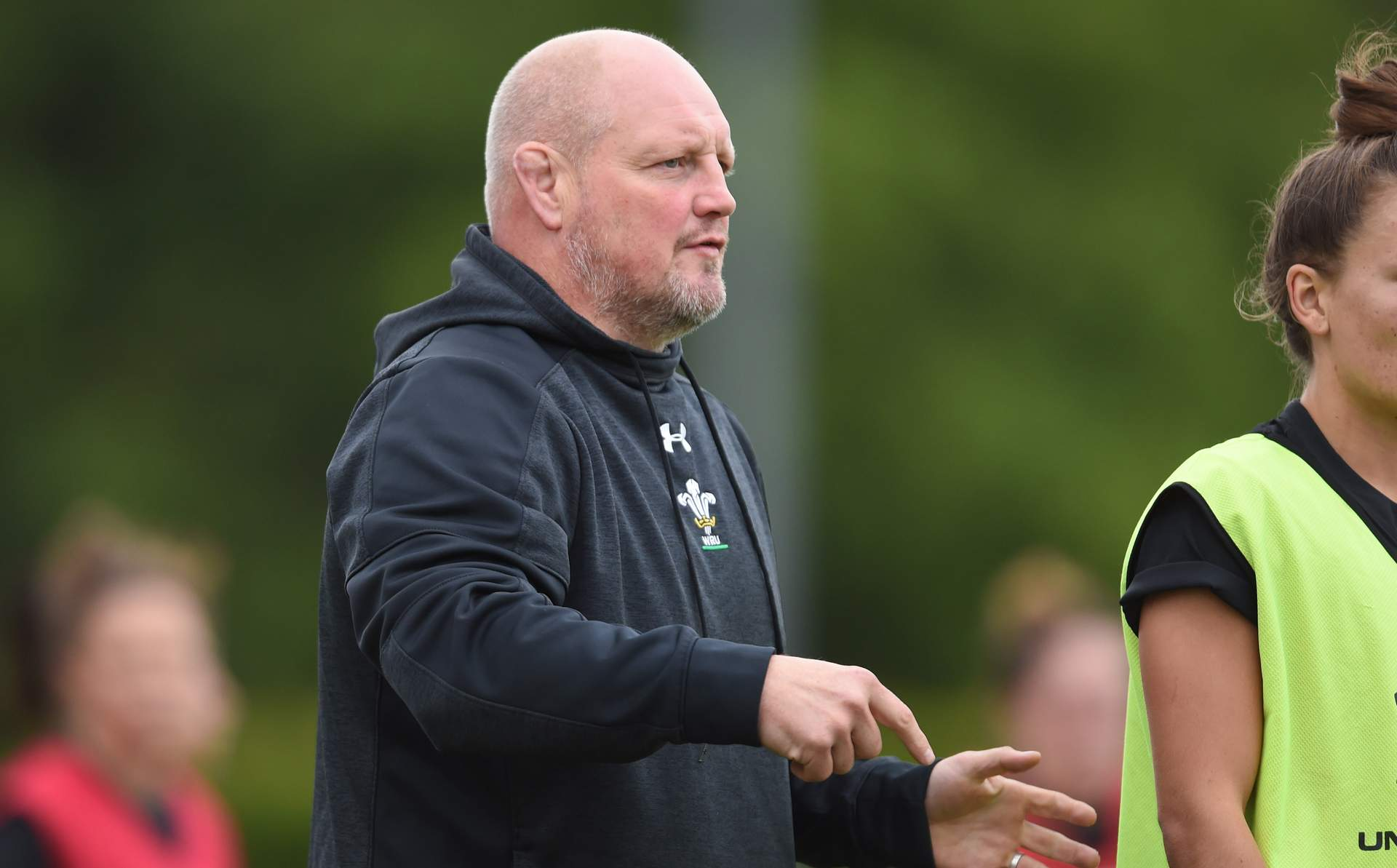WRWC: Forward thinking from Paul Young