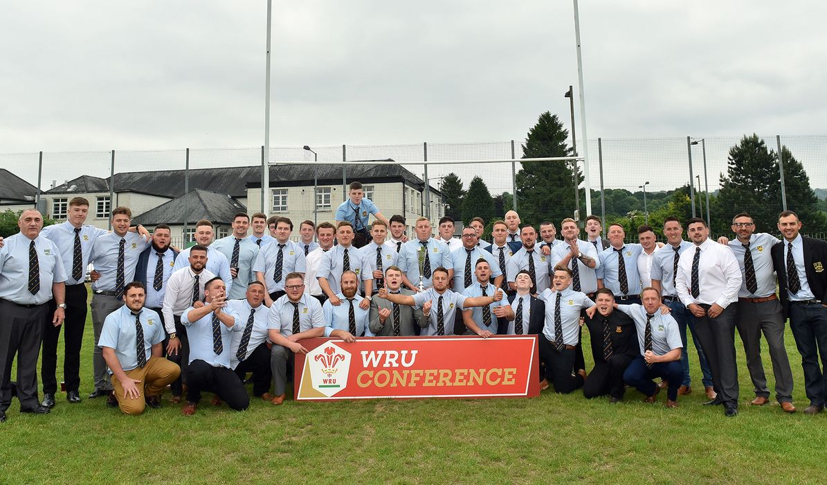 Penallta 2nd XV claim inaugural National Conference title