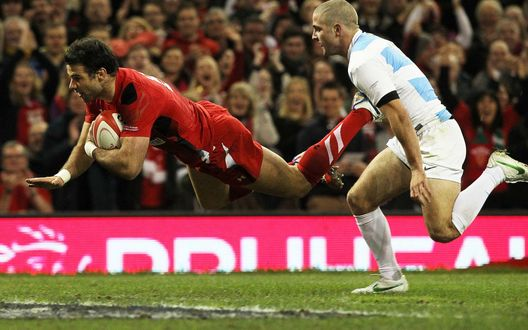 The Under Armour Series 2016: Wales v Argentina