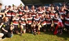 Pontypool's 'Invincibles' celebrate in style