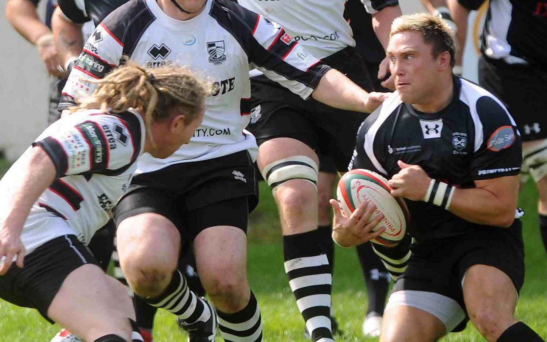 Gerwyn Price Rugby