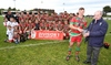 Pwllheli claim hat-trick of titles