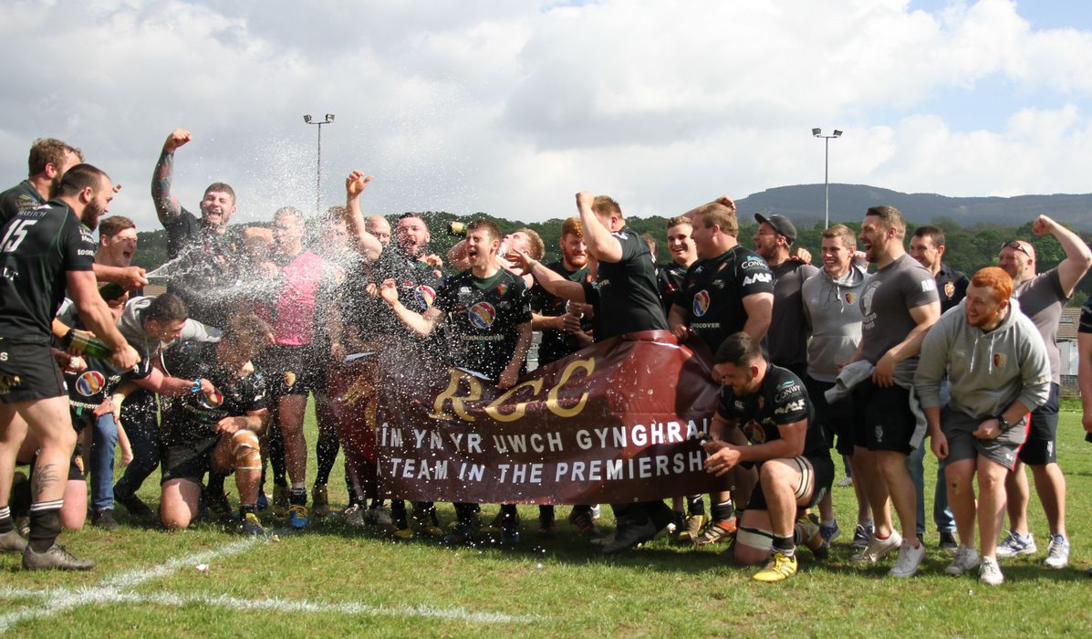 RGC achieve Premiership promotion dream