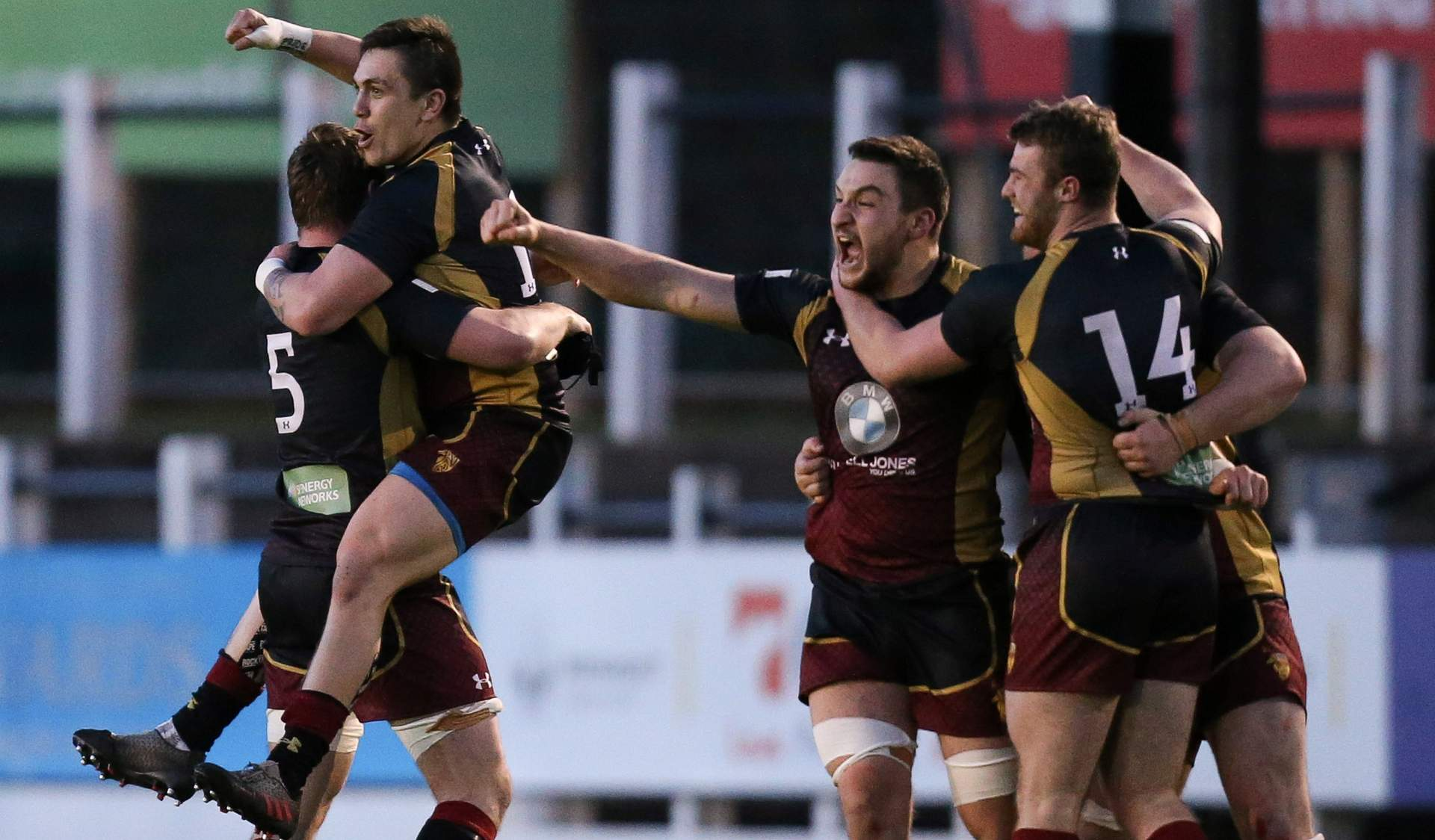 National Cup: It's Ponty v RGC in final thriller