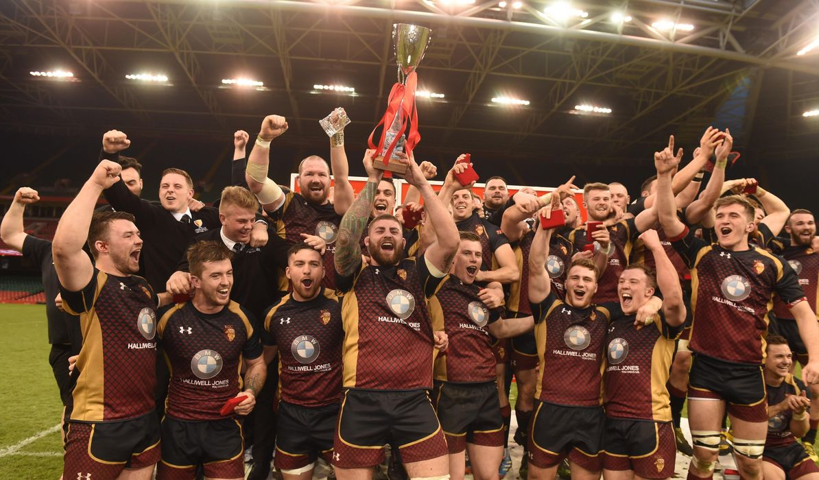PREM WEST: Ton up for RGC skipper Francis
