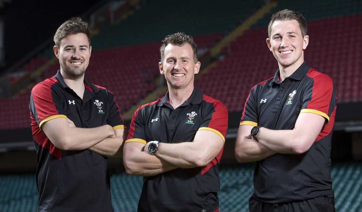 Welsh refs set for busy summer