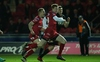 REPORT: Scarlets bring on big guns to shoot down Bristol