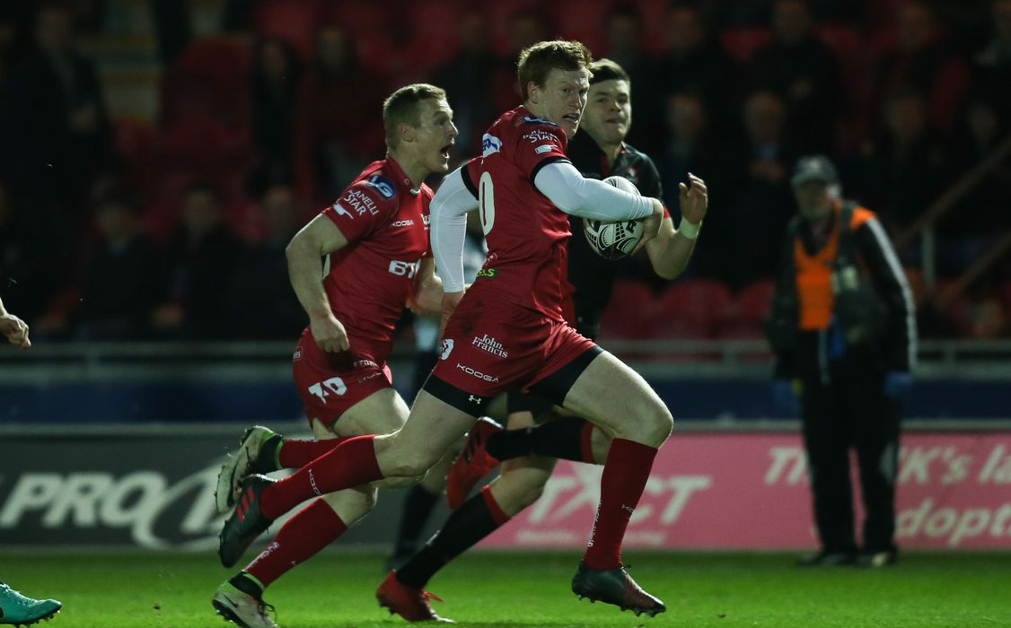 REPORT: Patchell back with a bang