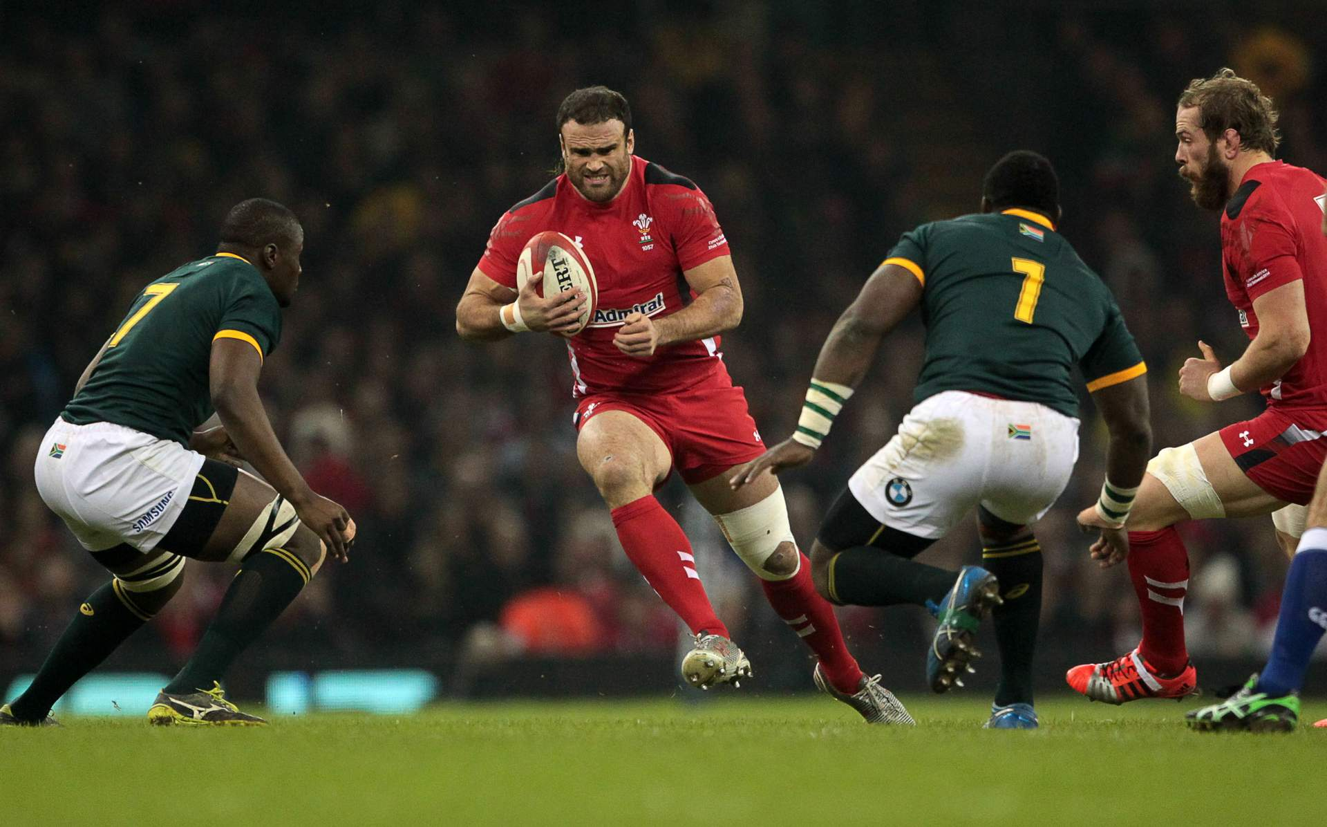 The Under Armour Series 2016: Wales v South Africa