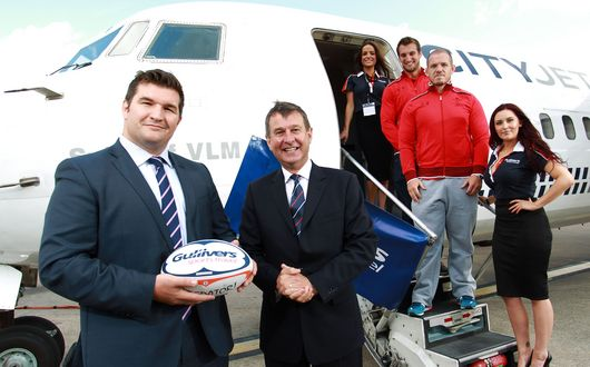 Fans to take off with Gullivers