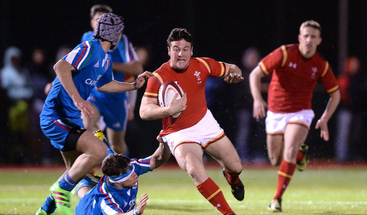 Wales U18 come back to beat Italy
