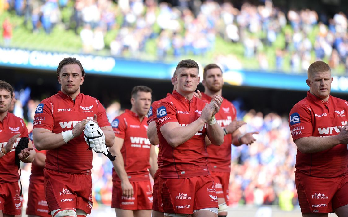 REPORT: Scarlets' European adventure comes to an end